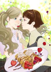 Ann and Makoto