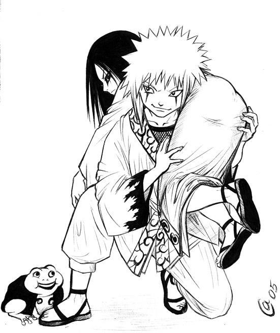 Naruto Artemis Lemon - 0425