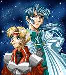 Chaz and Rune