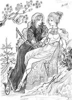 Faris and Reina by Autumn-Sacura