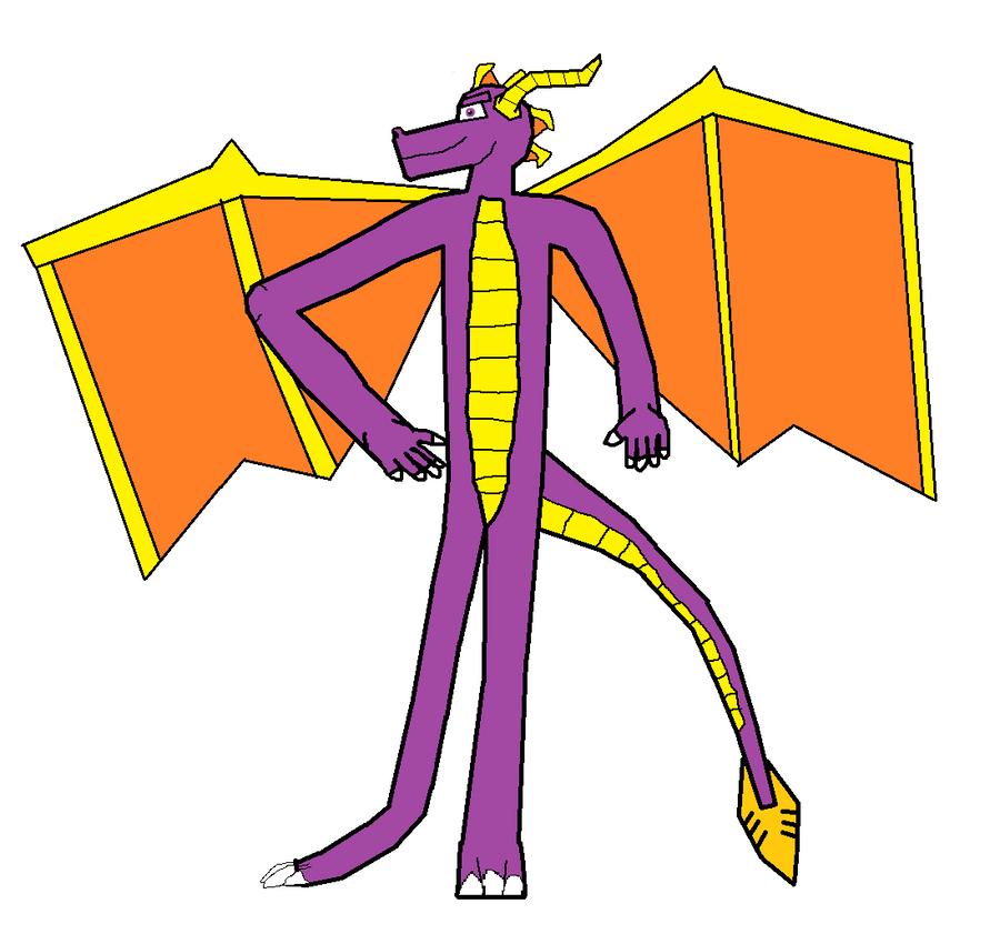 Spyro by greynissanskyline