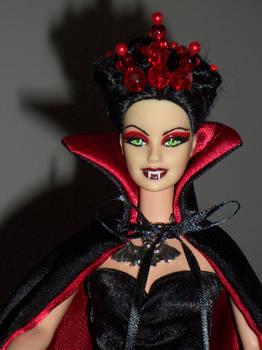 Druzilla OOAK vampire barbie by DivinityNemesis