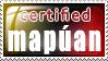 - certified mapuan stamp - by windwalker035