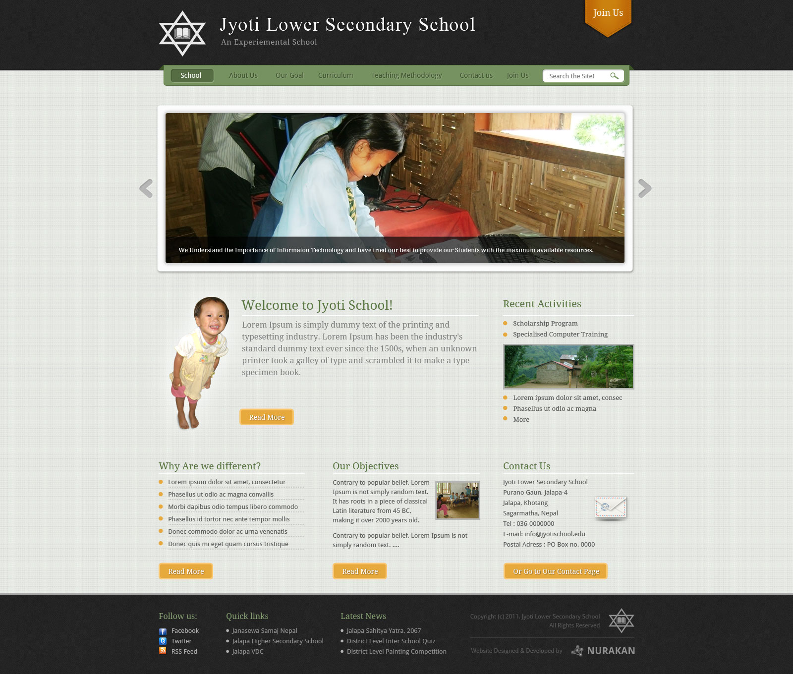 Jyoti Lower Secondary School