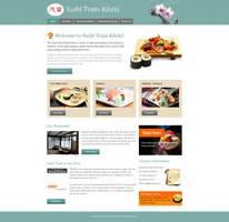 Sushi Train Kiteki by hood-lord