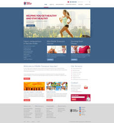 Middle Tennessee Vascular Website