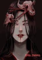 Bone crown by Inui-Purrl