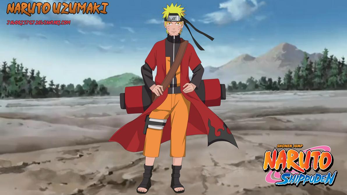 [Naruto Shippuden] Naruto Uzumaki (Sage Mode) by ...  [Naruto Shippud...
