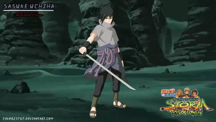 [Naruto Storm Revolution] Sasuke Uchiha
