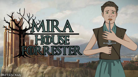 Mira Forrester - Telltale's Game of Thrones