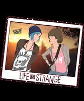 Max Caulfield and Chloe Price - Life Is Strange