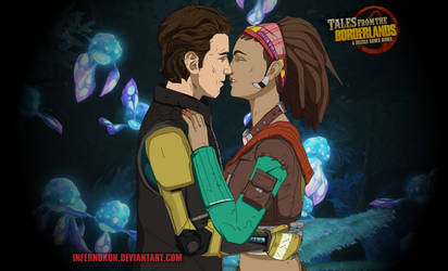 Love is In The Air - Tales From The Borderlands