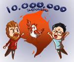 10,000,000! (GMM)