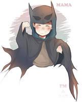 I'm a bat by satansama-chan