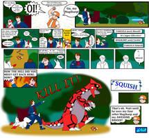 Comic 10 -EPIC- : Magikarp by The-Blue-Pangolin