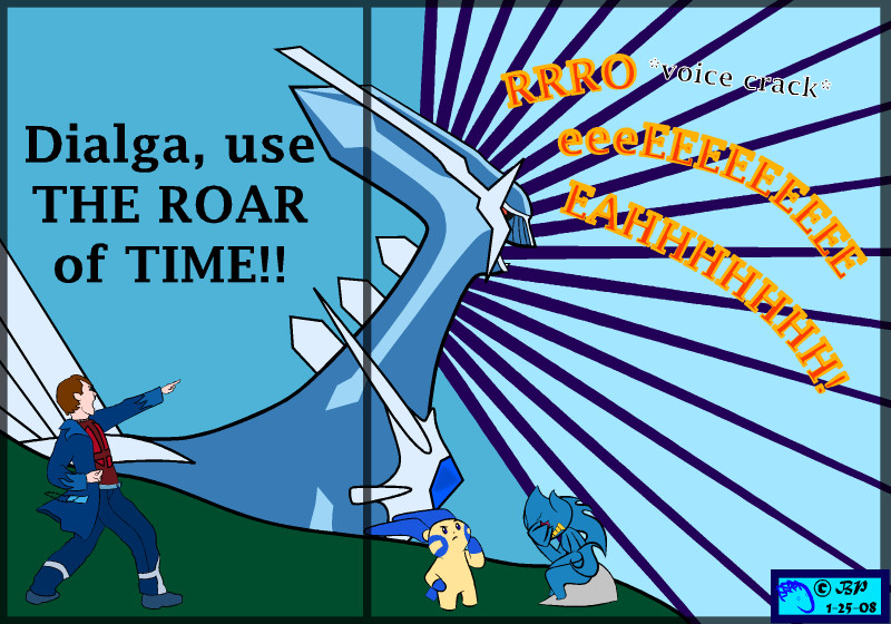 Comic 23 The Roar Of Time By The Blue Pangolin On Deviantart