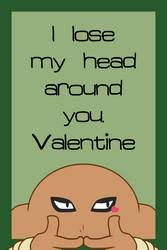 Hitmonlee Valentine