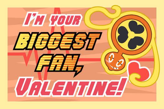 Fan Rotom Valentine