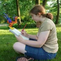 Dripbird on My Notebook