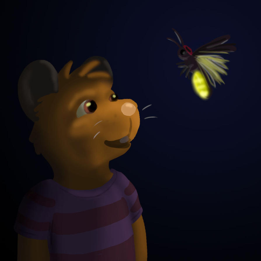 Dennis and Firefly by EYproductions