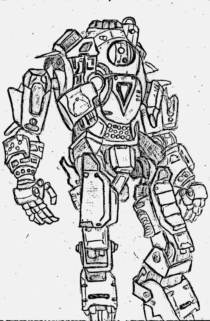 titan fall 2 how to regenarte