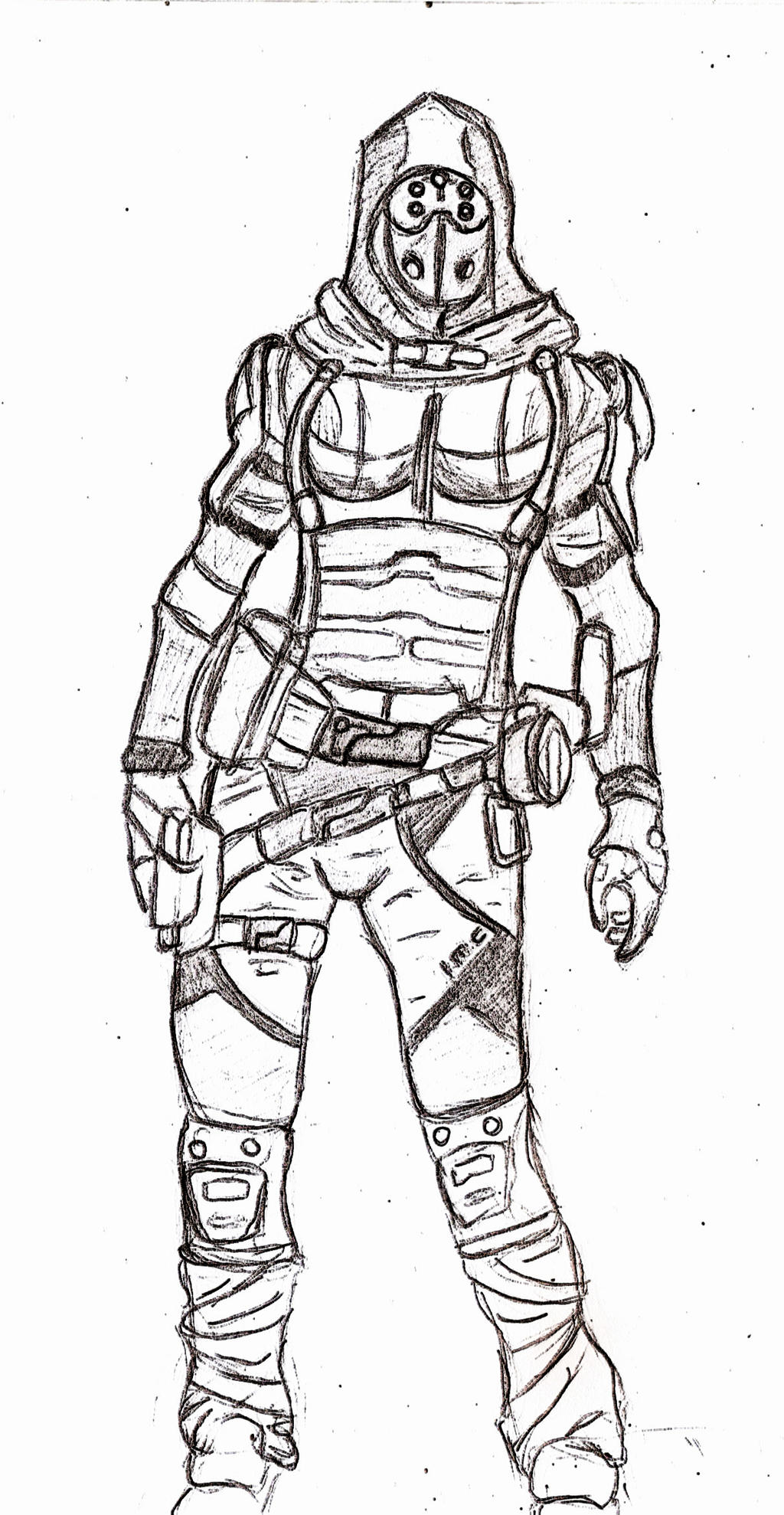 Titanfall Coloring Pages