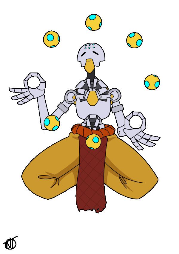 Zenyatta by Hierogriff