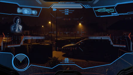 Halo 4 Master Chief HUD