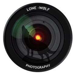 Lone-Wolf Photography Logo