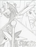 Spy vs Spy - Rivaly by Knuckle-Head