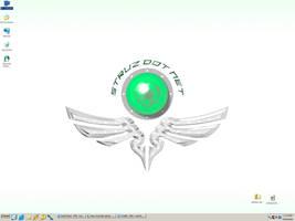My First Background by struz