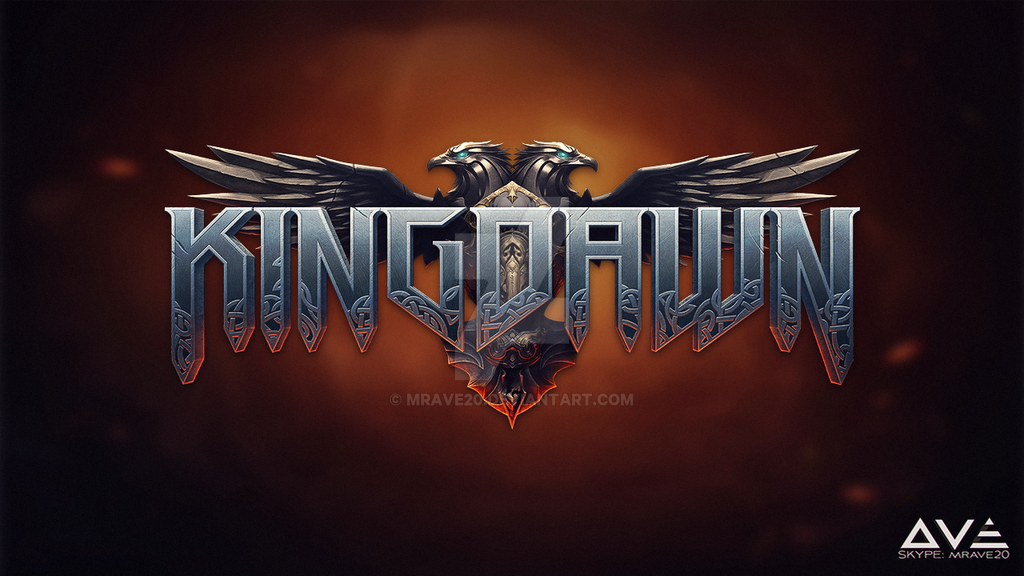 Game / private server LOGO by MrAve20
