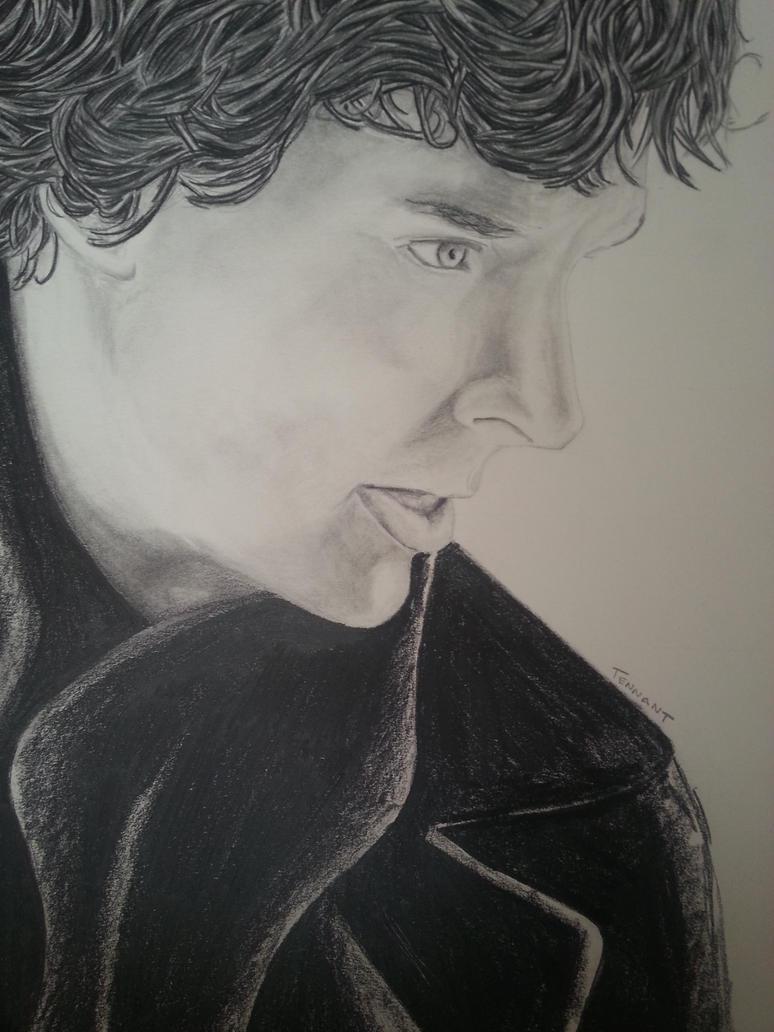 Sherlock by wickedtiger86