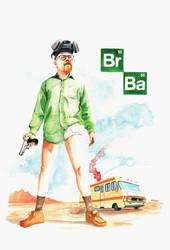 Walter - Breaking Bad by Rafaelmox