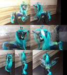 Queen Chrysalis brushable custom 1