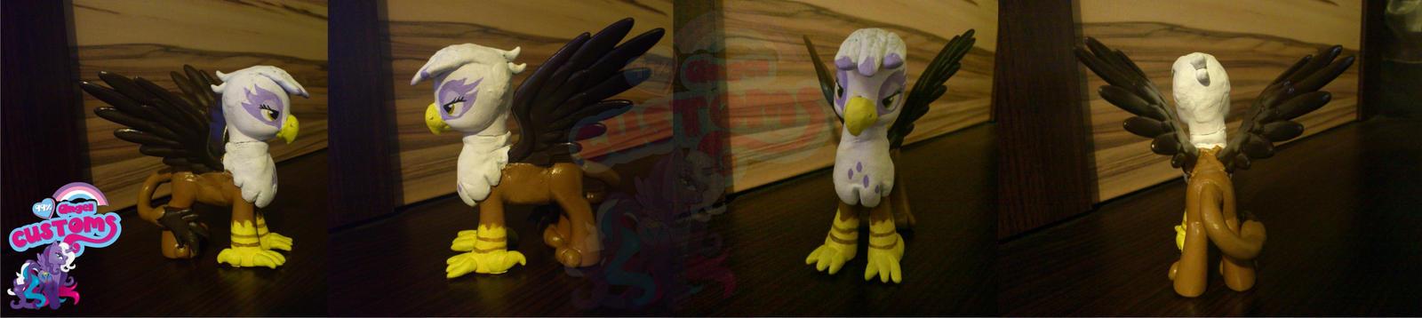 Gilda custom by angel99percent