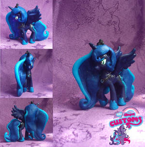Blind bag custom Luna show accurate by angel99percent