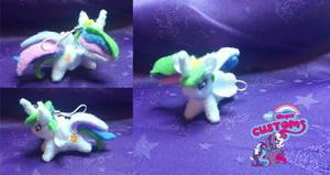 Sarubobo Celestia by angel99percent