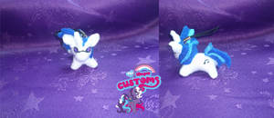Sarubobo Vinyl Scratch by angel99percent