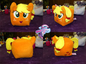 Cube Applejack by angel99percent