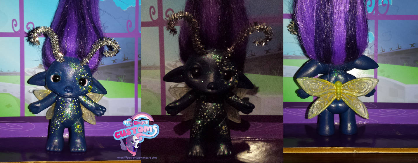 Stary Night OOAK custom by angel99percent