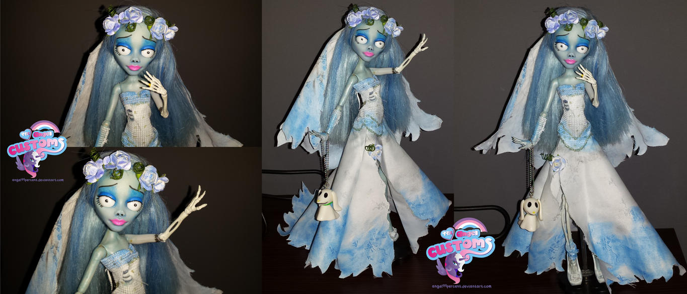 Emily Corpse Bride v2 by angel99percent