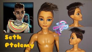 Pharaoh - Seth Ptolemy custom