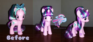 MLP Starlight Glimmer show accurate