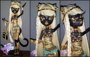 MH Egyptian Goddess Bastet by angel99percent