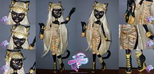 MH Egyptian Goddess Bastet v2 for SOLD