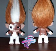 Gizmo Mogway custom zelf