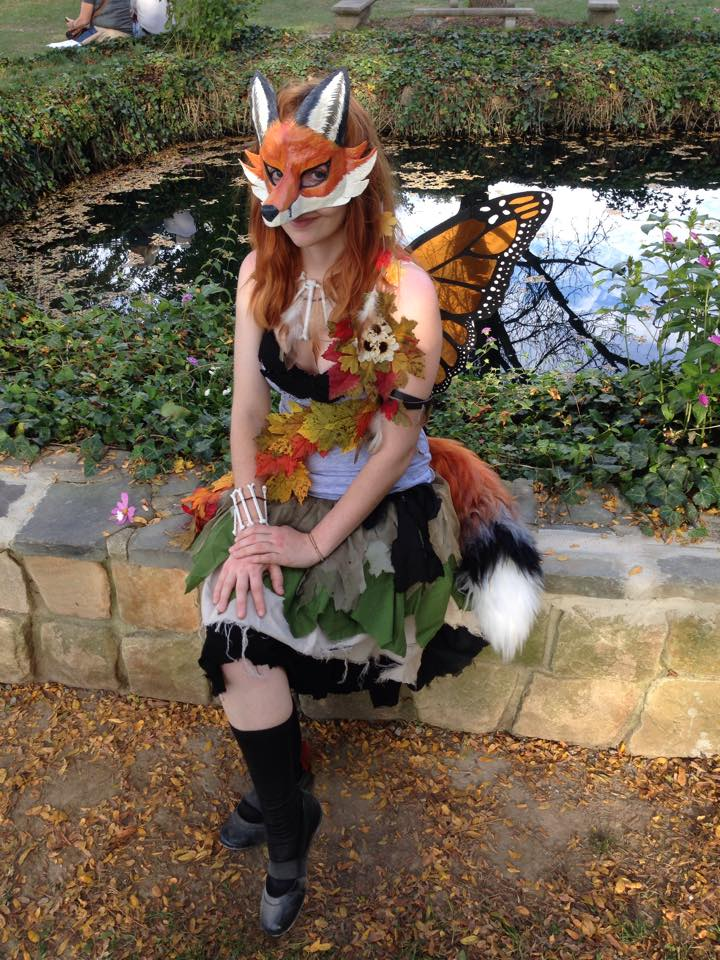Fox Fairy Costume by Silver-Sundog ... & Fox Fairy Costume by Silver-Sundog on DeviantArt