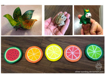 Adventures in Paperclay