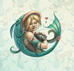 Fishgirl - Vignette